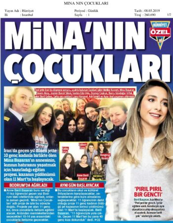 Minanin Ccuklari 2019 basžn yansžmasž-1