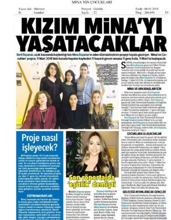 Minanin Ccuklari 2019 basžn yansžmasž-2
